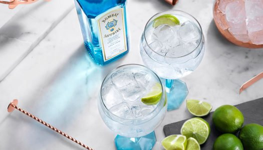 Celebrate National Happy Hour Day with a Bombay and Tonic from Bombay Sapphire