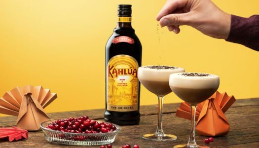 Kahlúa Holiday Cocktails To Celebrate With