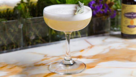 Chilled Drink of the Week: Lavagave by Ben Potts