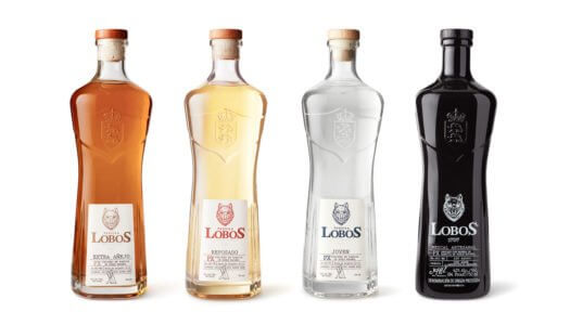 Lebron James Backed Lobos 1707 Tequila and Mezcal Launches