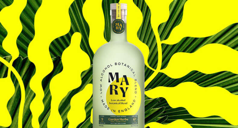MARY by Illogical Drinks feat, featured image