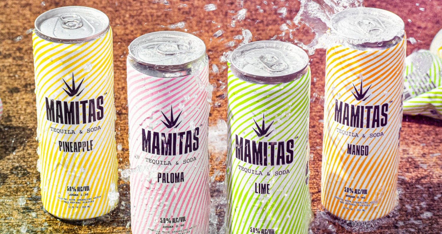 Mamitas Tequila & Soda RTD Cocktail, featured image