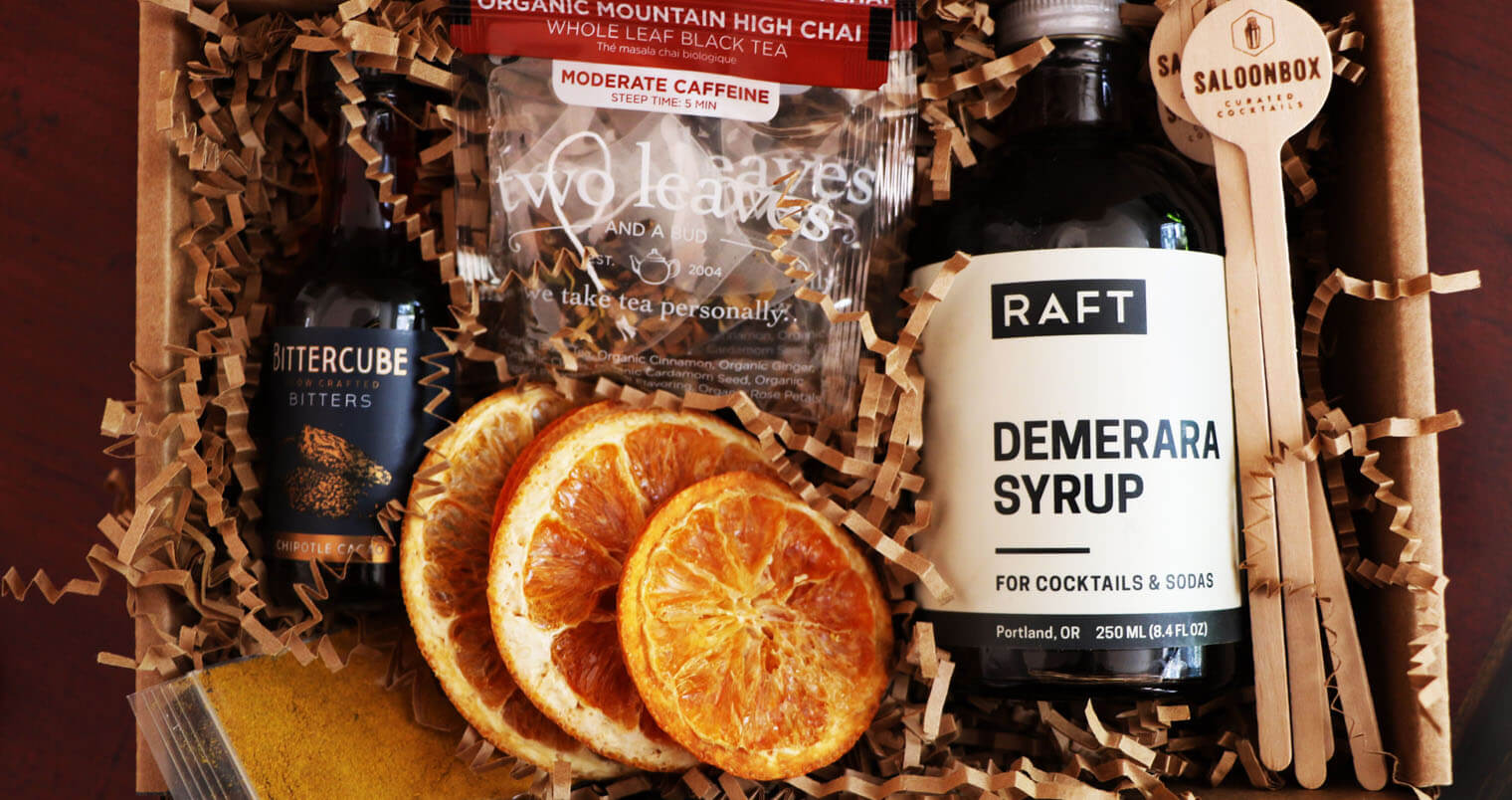 Old Fashioned Cocktail kit, featured image