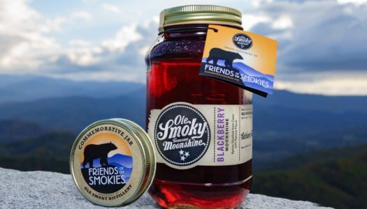 Ole Smoky Distillery Partners with Friends of the Smokies