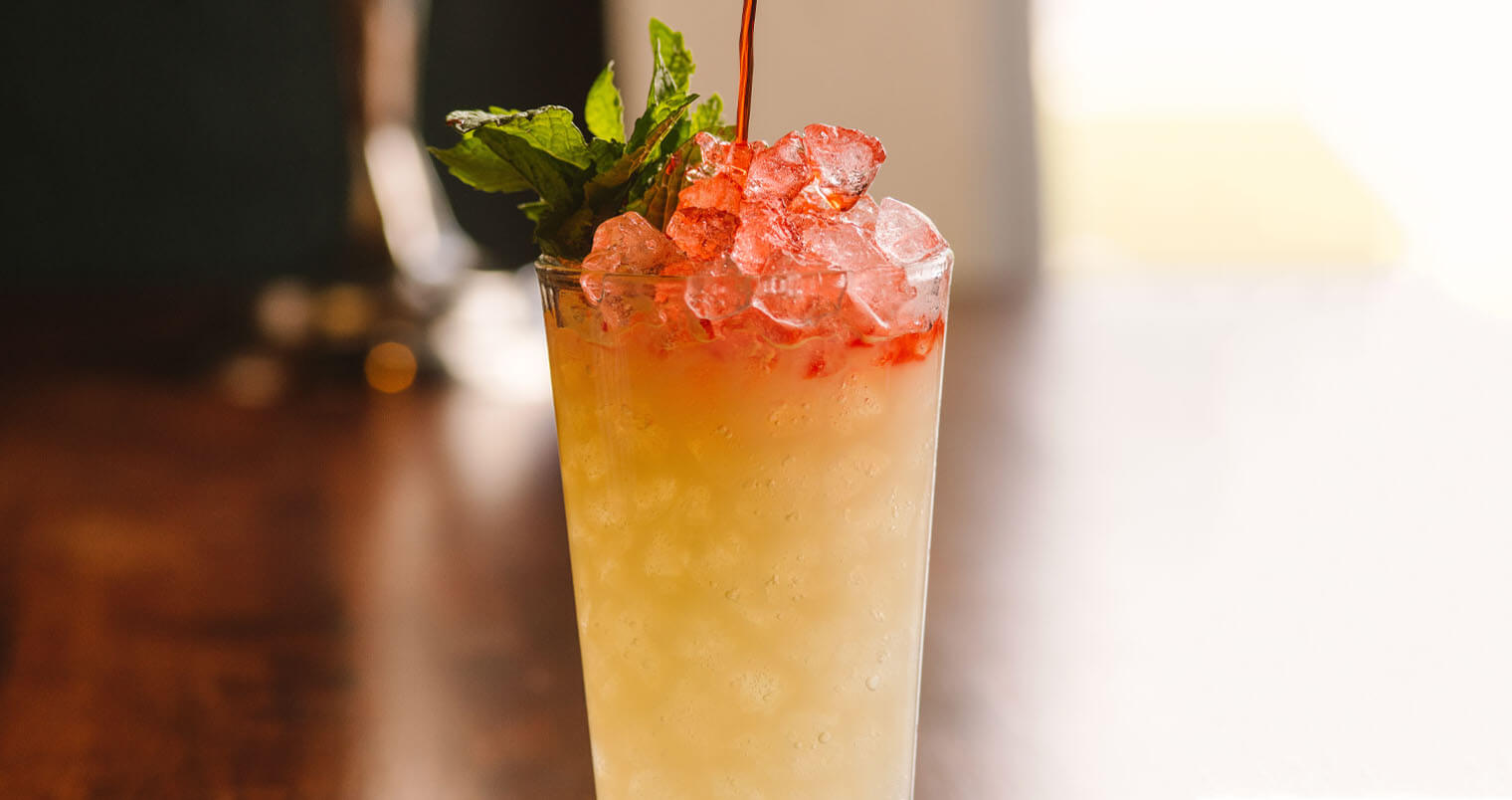 Post Script, cocktail, featured image