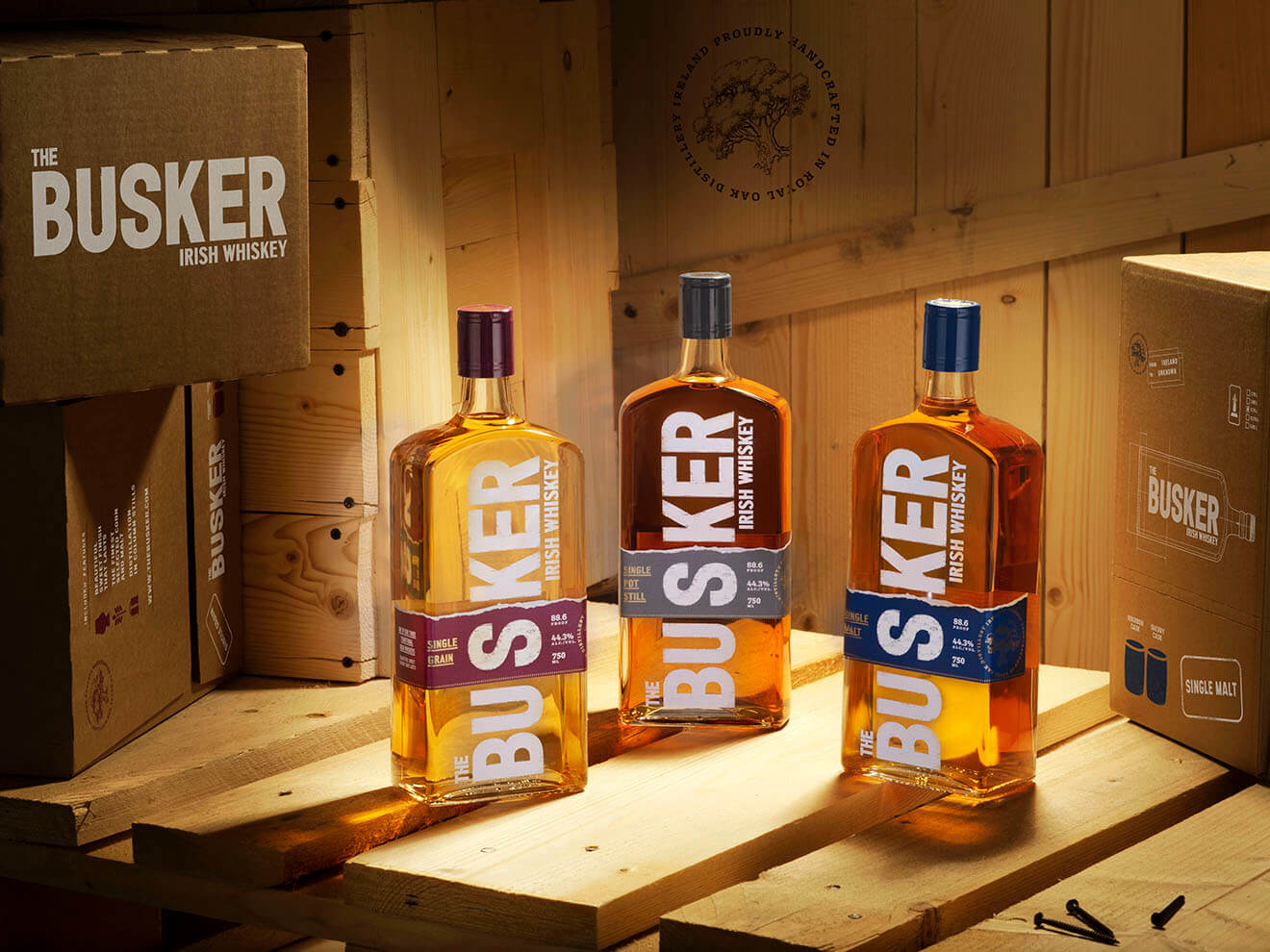 The Busker Range Single Collection