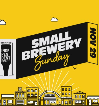 Celebrate Small Breweries Nov 29th, featured image
