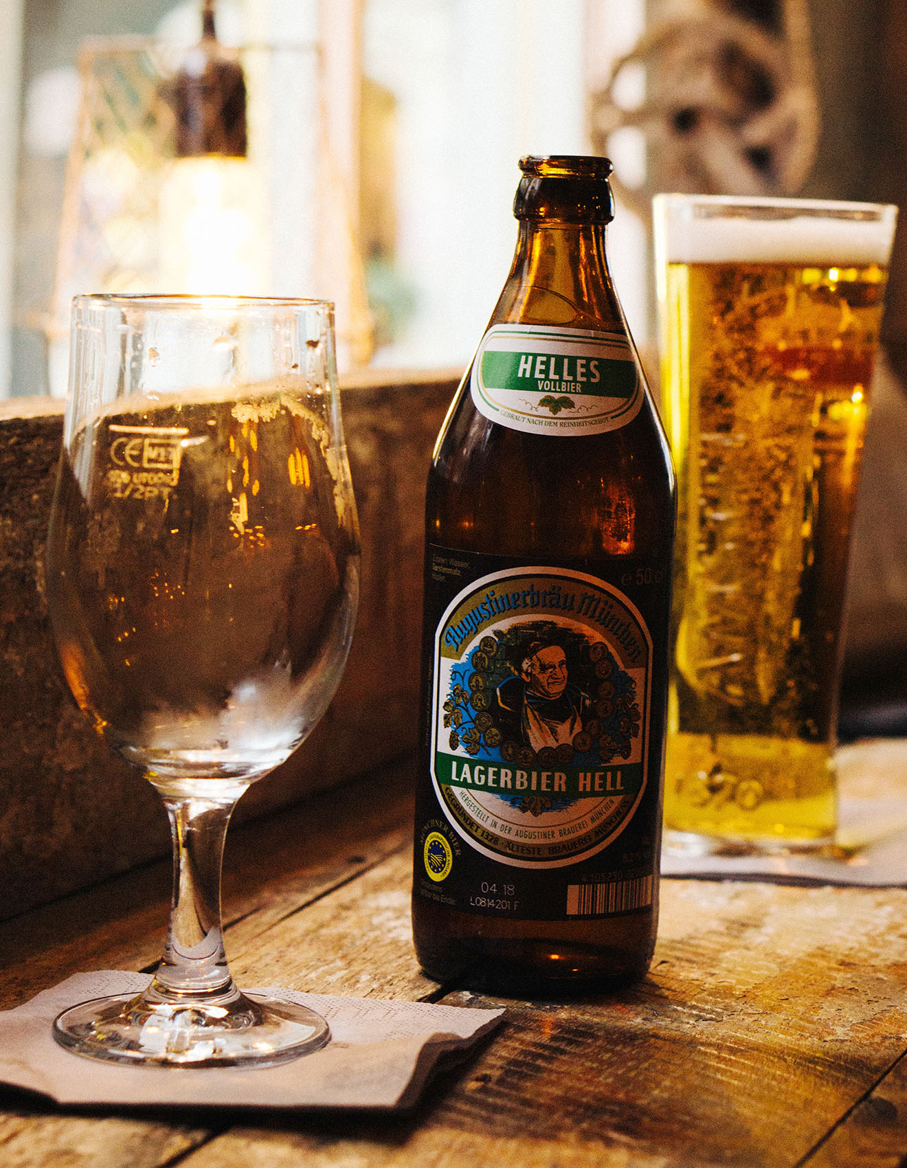 Celebrate National Lager Day
