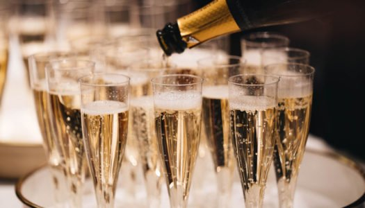 4 Bubbly Cocktails to Ring in 2021