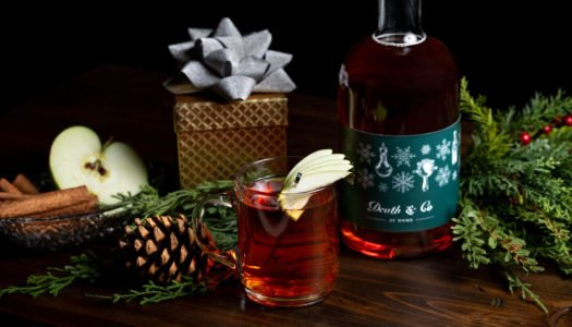 Developing Holiday Cocktails To-Go With Death & Co.