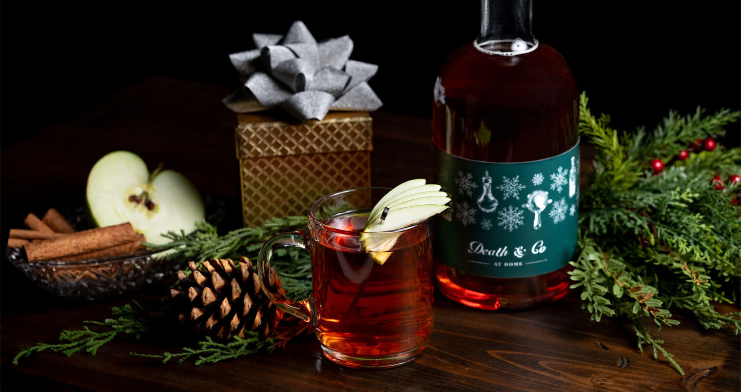 Death & Co Hibernal Toddy featured image