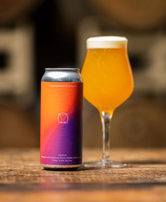 Equinox by Commonwealth Brewing Company
