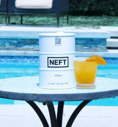NEFT Poolside Scredriver, featured image