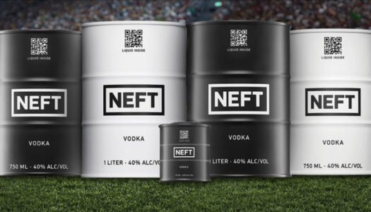 NEFT Vodka Becomes Official Vodka of Rose Bowl Stadium