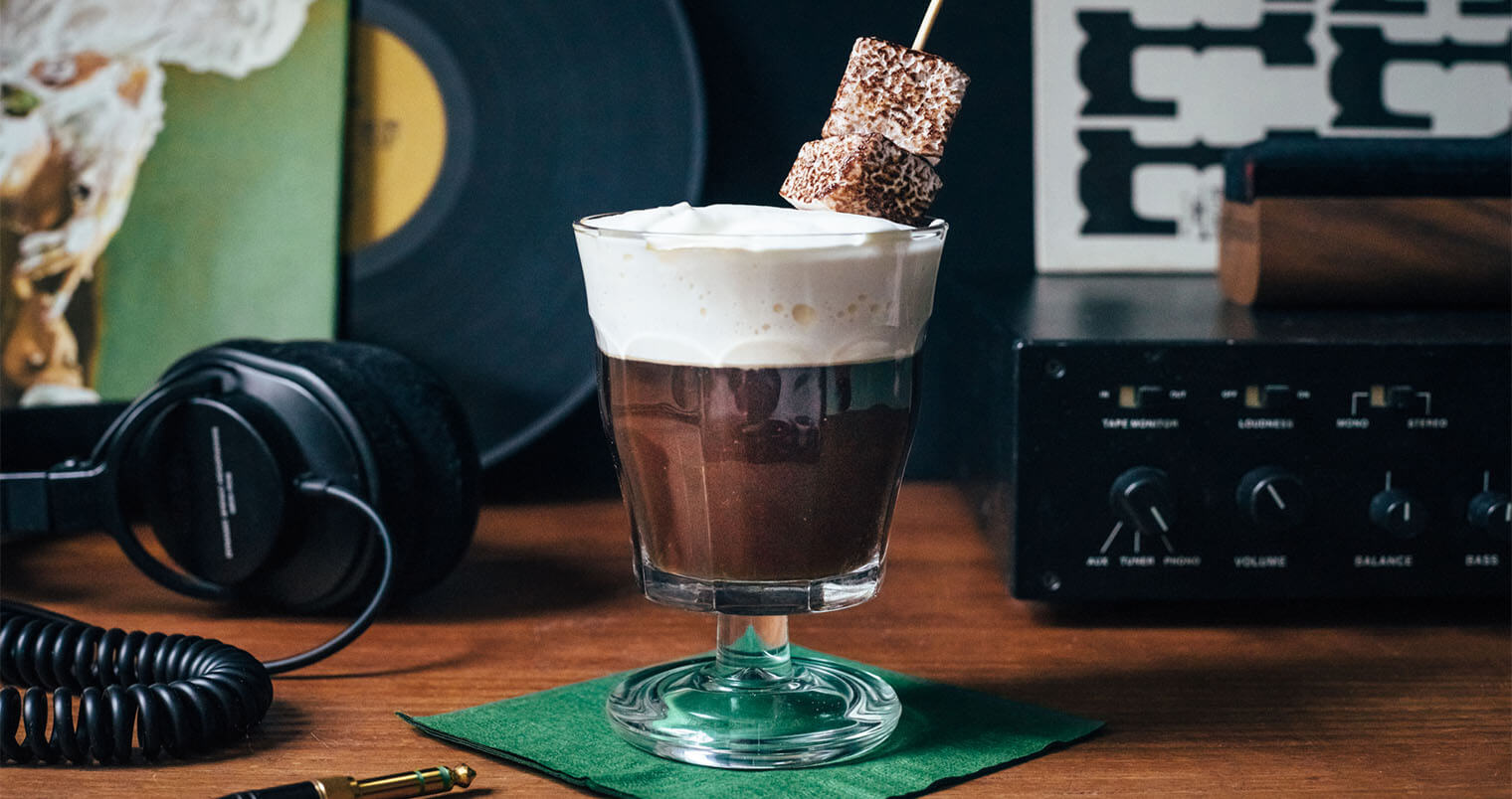 OTT Irish Coffee, featured image