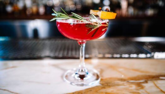 Four Festive Cocktails to Shake Up