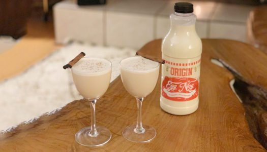 4 Eggnog Cocktails To Get Festive With