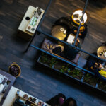 Bar from above, featured image