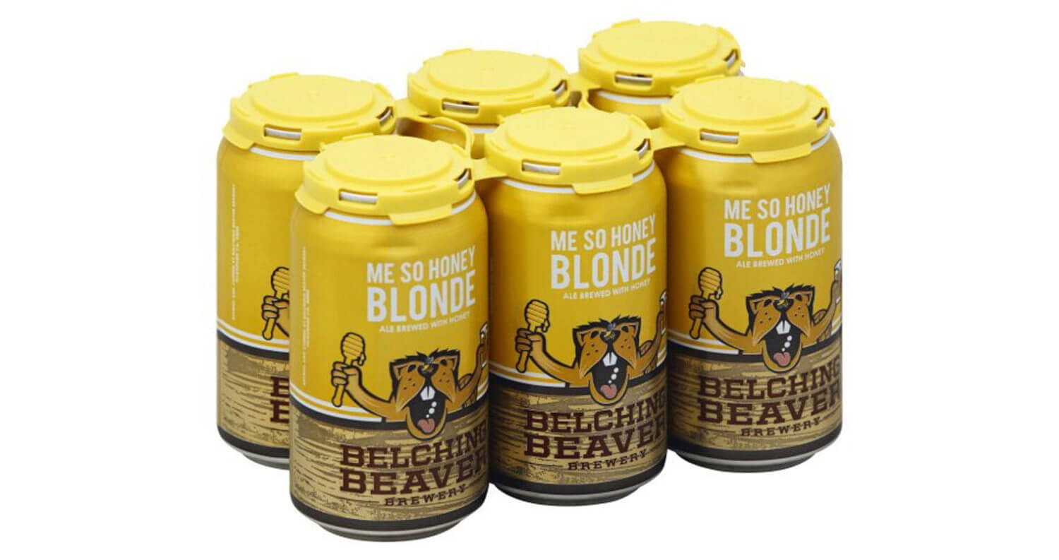 Belching Beaver Me So Honey Ale , featured image