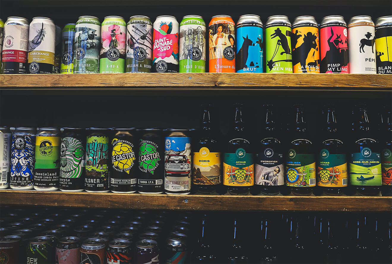 Craft beer thrives thanks to cans by sigmund-