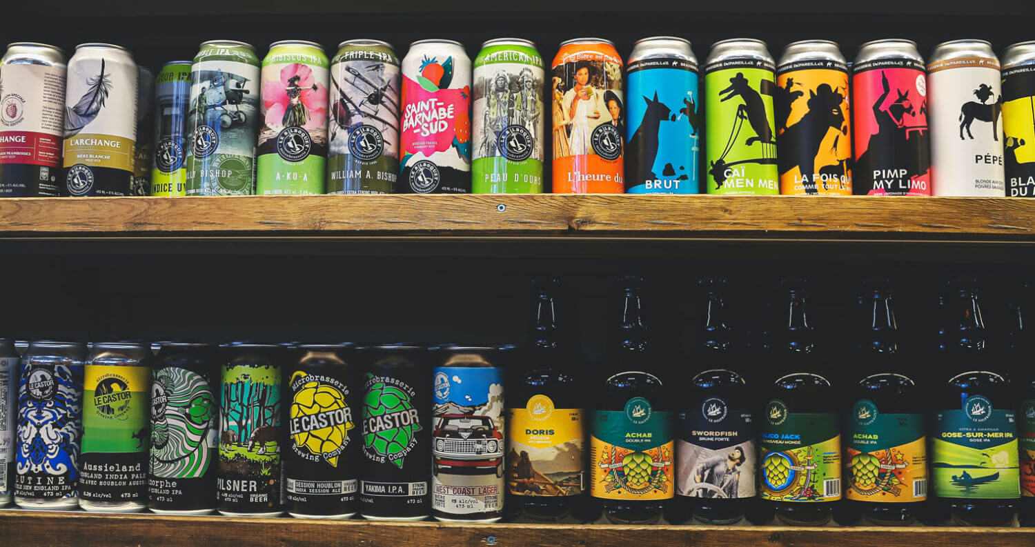Craft beer thrives thanks to cans by sigmund-, featured image