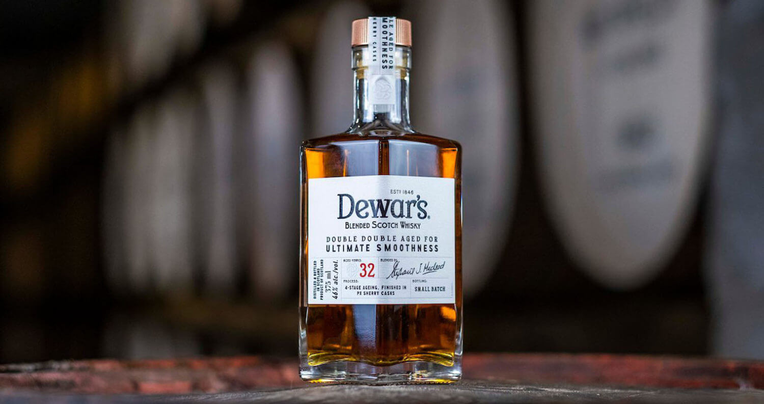 Dewars Double Double, featured image