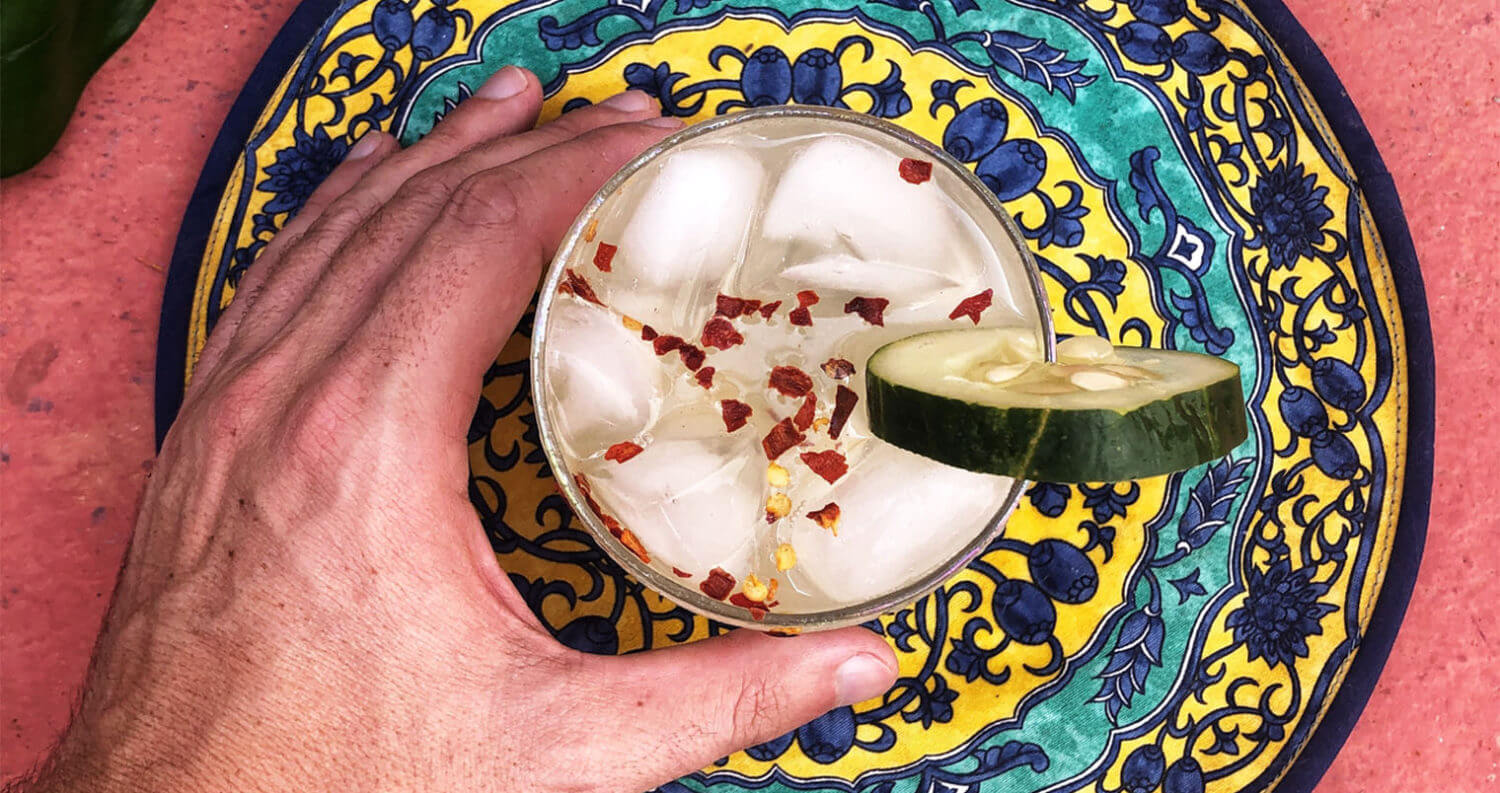 Warming Mezcal adds smoke and depth to winter cocktails