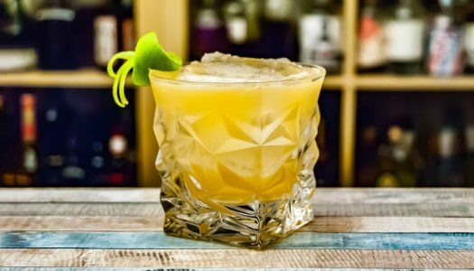 Drink in History: Whiskey Sour