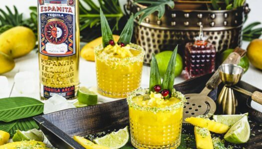 Mixing It Up With Espanita Tequila