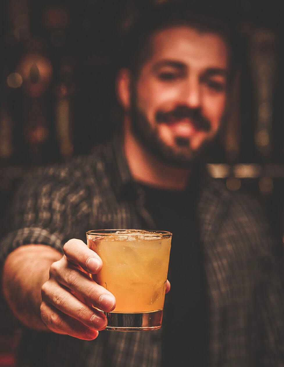 Beverage Director - Mike Spence