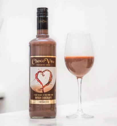 ChocoVine Chocolate Liqueur, featured image