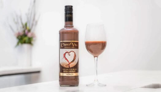 SWEETEN UP THE WEEKEND WITH THIS CHOCOLATE LIQUEUR