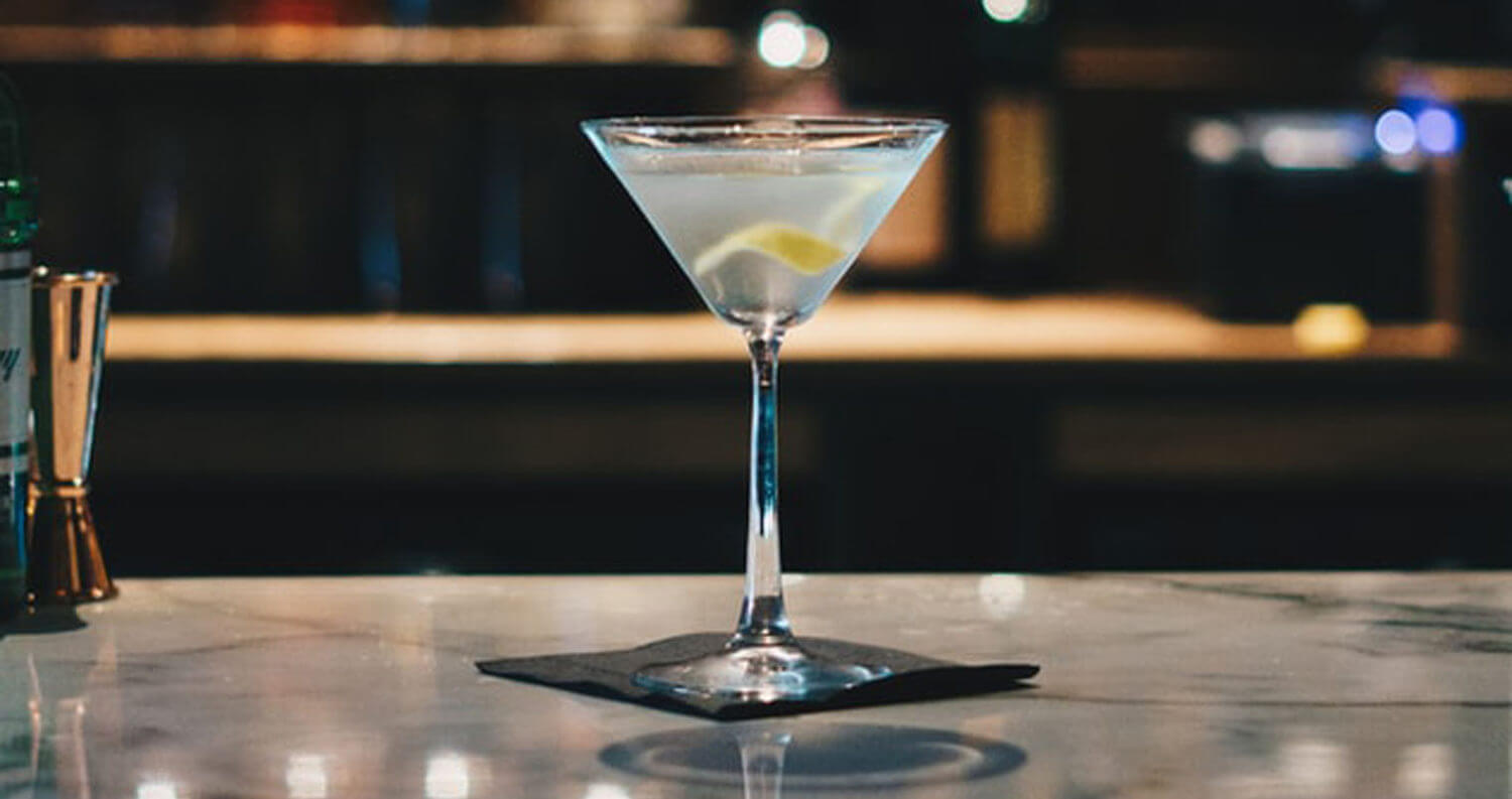 The Martini, featured image