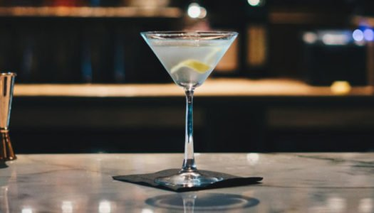 DRINK IN HISTORY: THE MARTINI