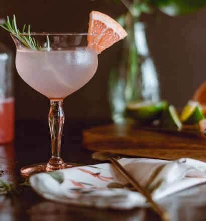 Craft Cocktail with Homemade Bitters, featured image