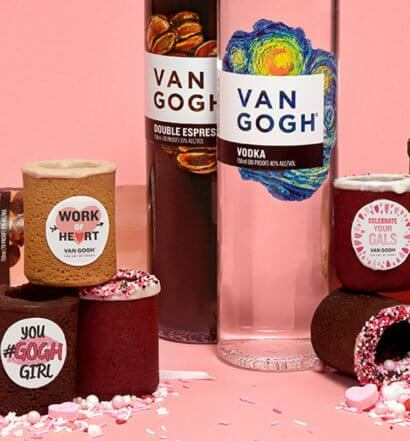Happy Galantines from Van Gogh Vodka, featured image