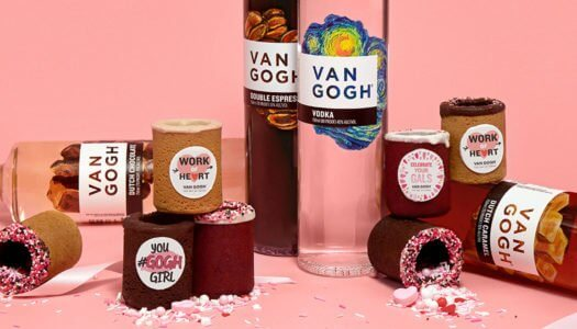GET GALANTINES READY WITH COOKIE VAN GOGH SHOTS!