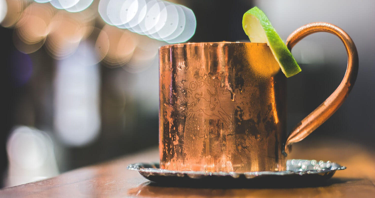 Moscow Mule, featured image
