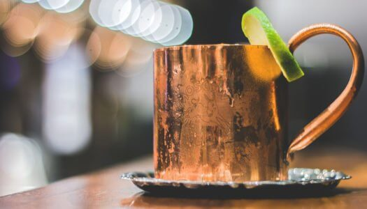DRINK IN HISTORY: THE MOSCOW MULE