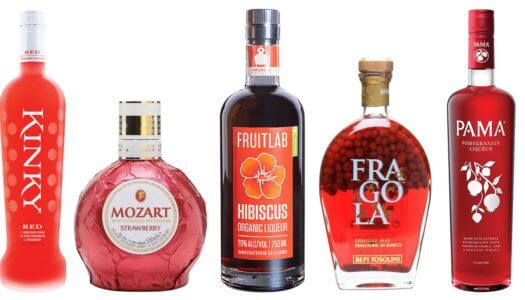 5 RED FRUIT LIQUEURS TO KNOW BEFORE VALENTINE'S DAY