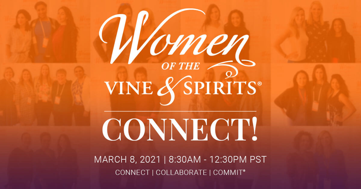 Women of the Vine & Spirits Connect!