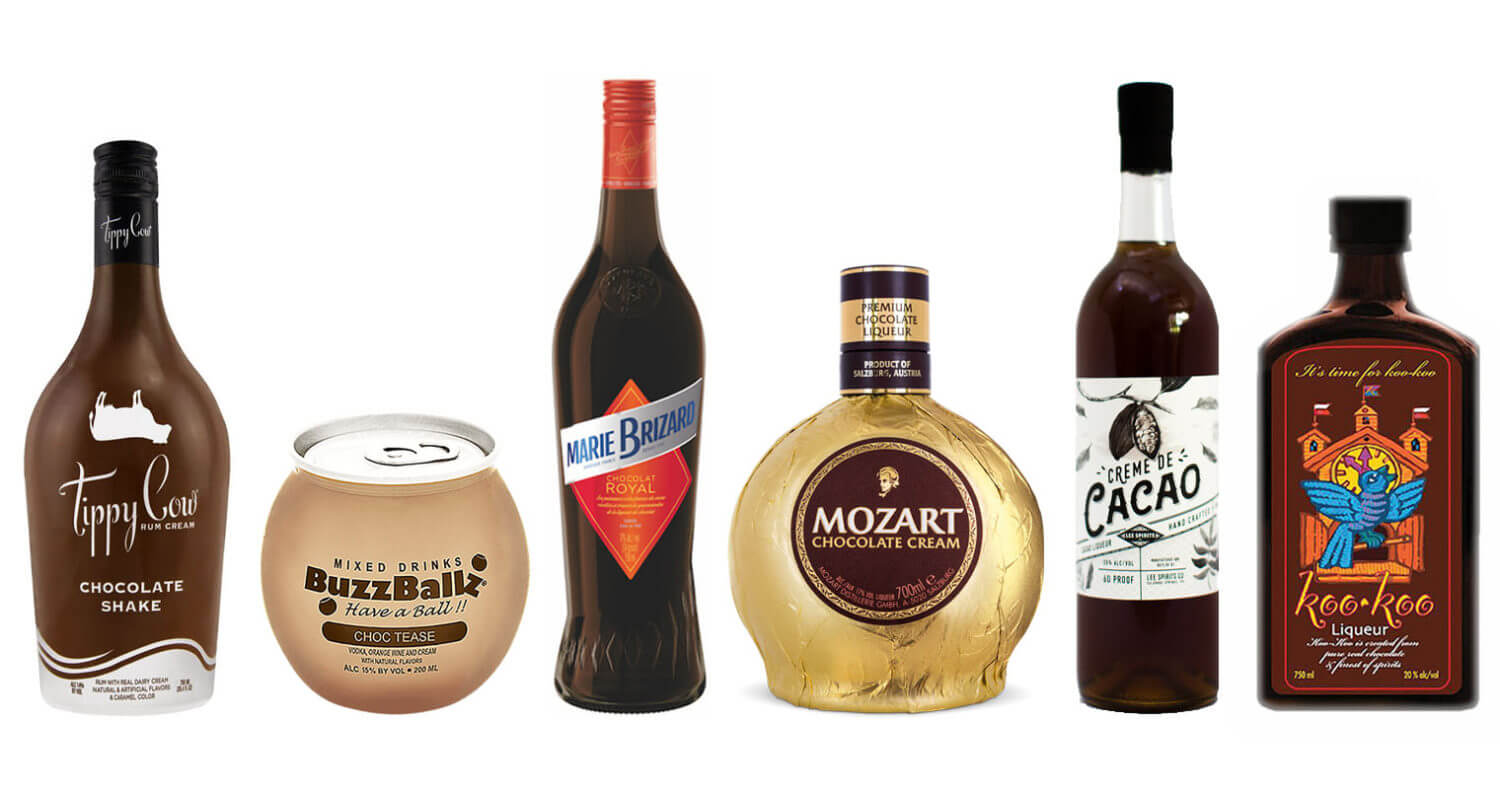 Chocolate Alcohols to Try, featured image