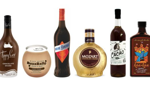 6 Chocolate Alcohols You Need to Try