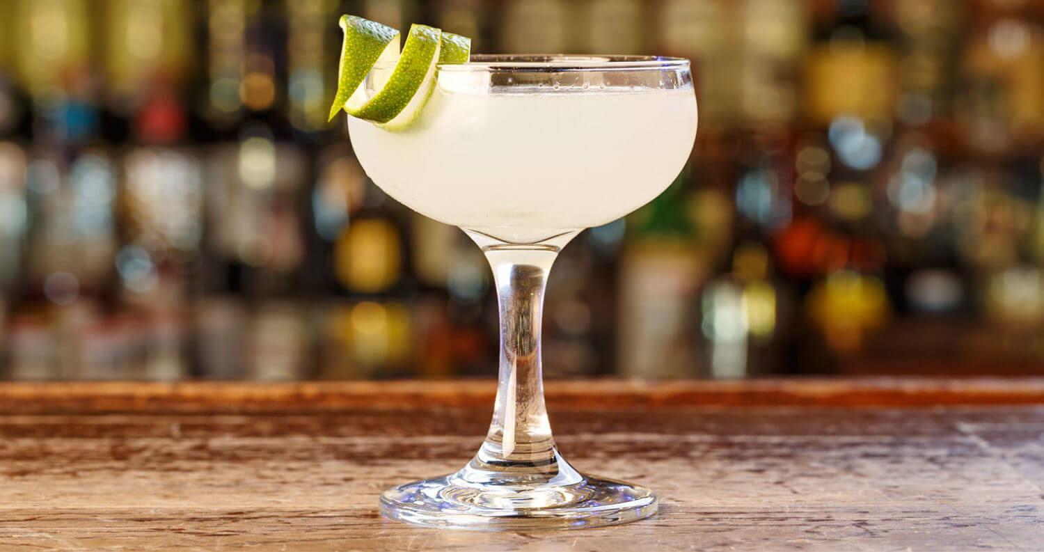 Chilled's Classic Daiquiri, featured image