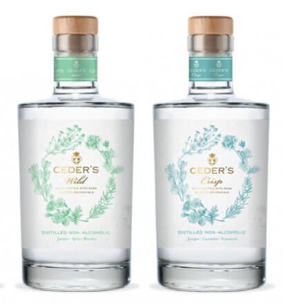 CEDER'S Gin Bottles, featured image