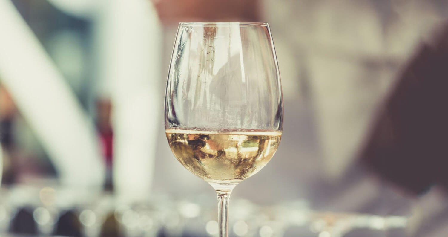 Glass of White Wine featured image