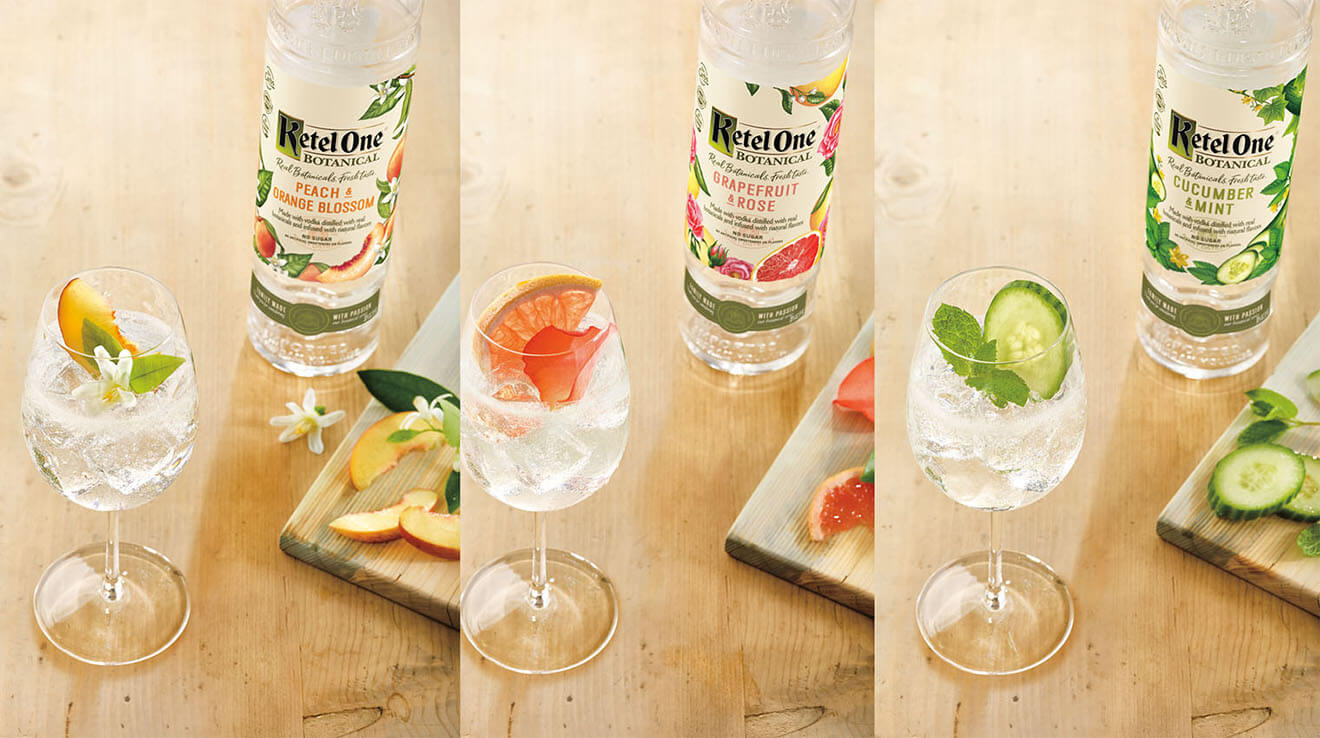 Ketel One Botanical Spritz