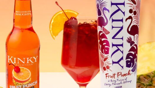 DRINK OF THE WEEK WITH KINKY