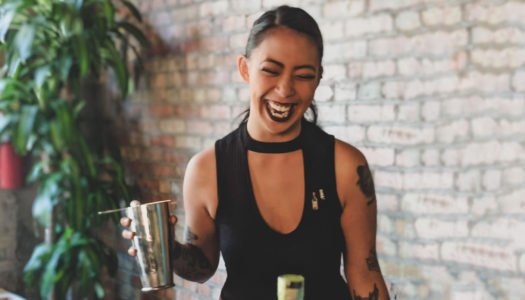 MAKE A TOAST WITH THE DUBLINER AND BARTENDER MAREN ERICKSON
