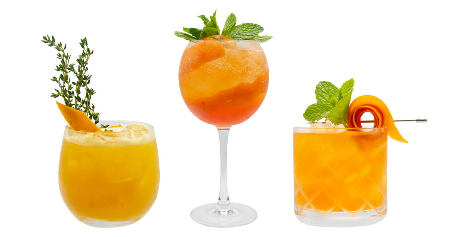 Monin Cocktails, featured image